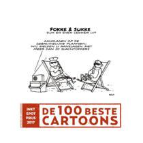 De 100 beste cartoons - Saskia van Loenen