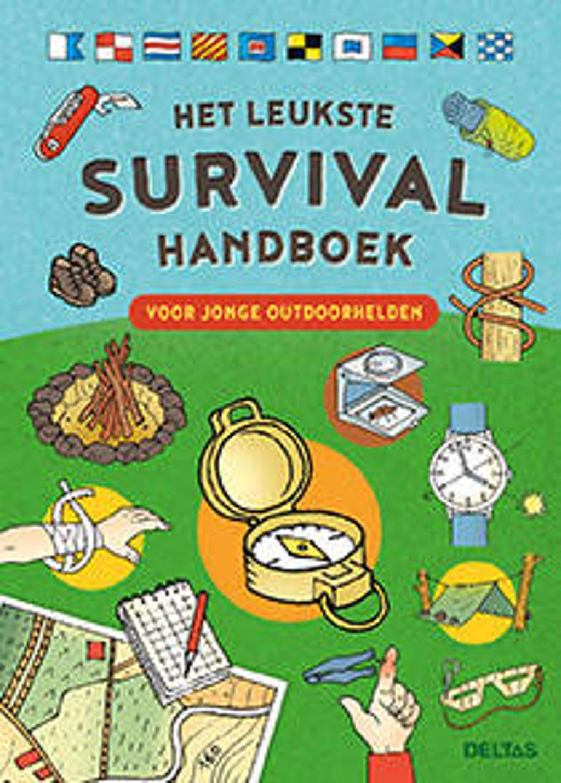 Het leukste survivalboek - Son Tyberg