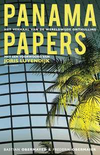Panama Papers - Bastian Obermayer en Frederik Obermaier