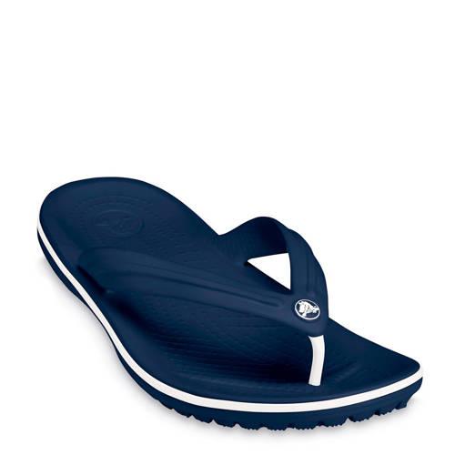 Crocs Flip Flops Unisex Navy Crocband