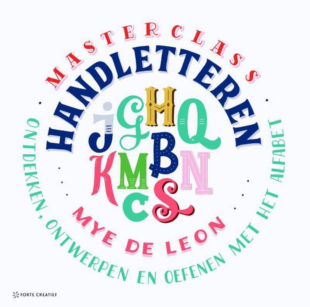 Masterclass Handletteren - Mye de Leon