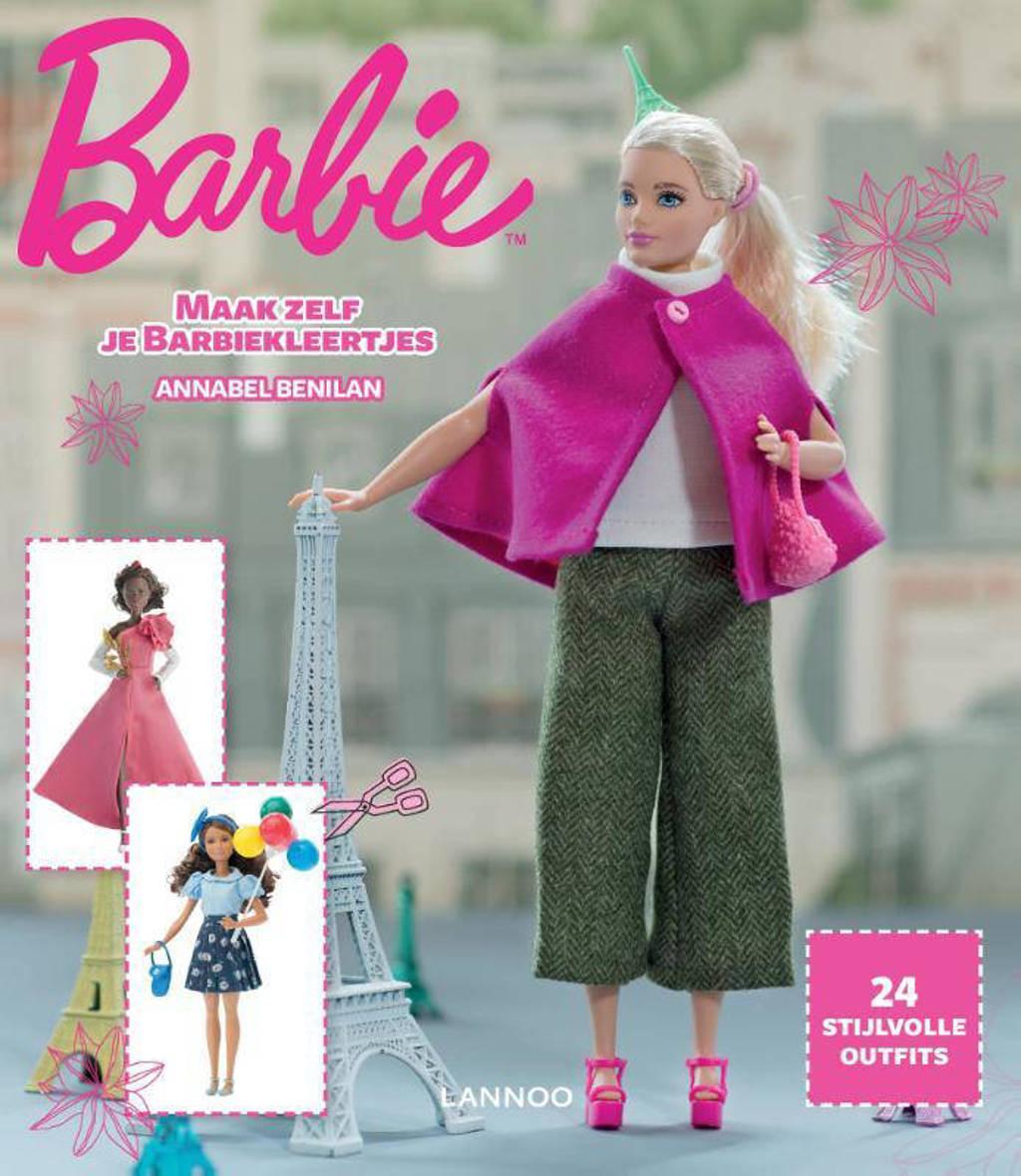 Maak zelf je Barbiekleertjes - Annabel Benilan
