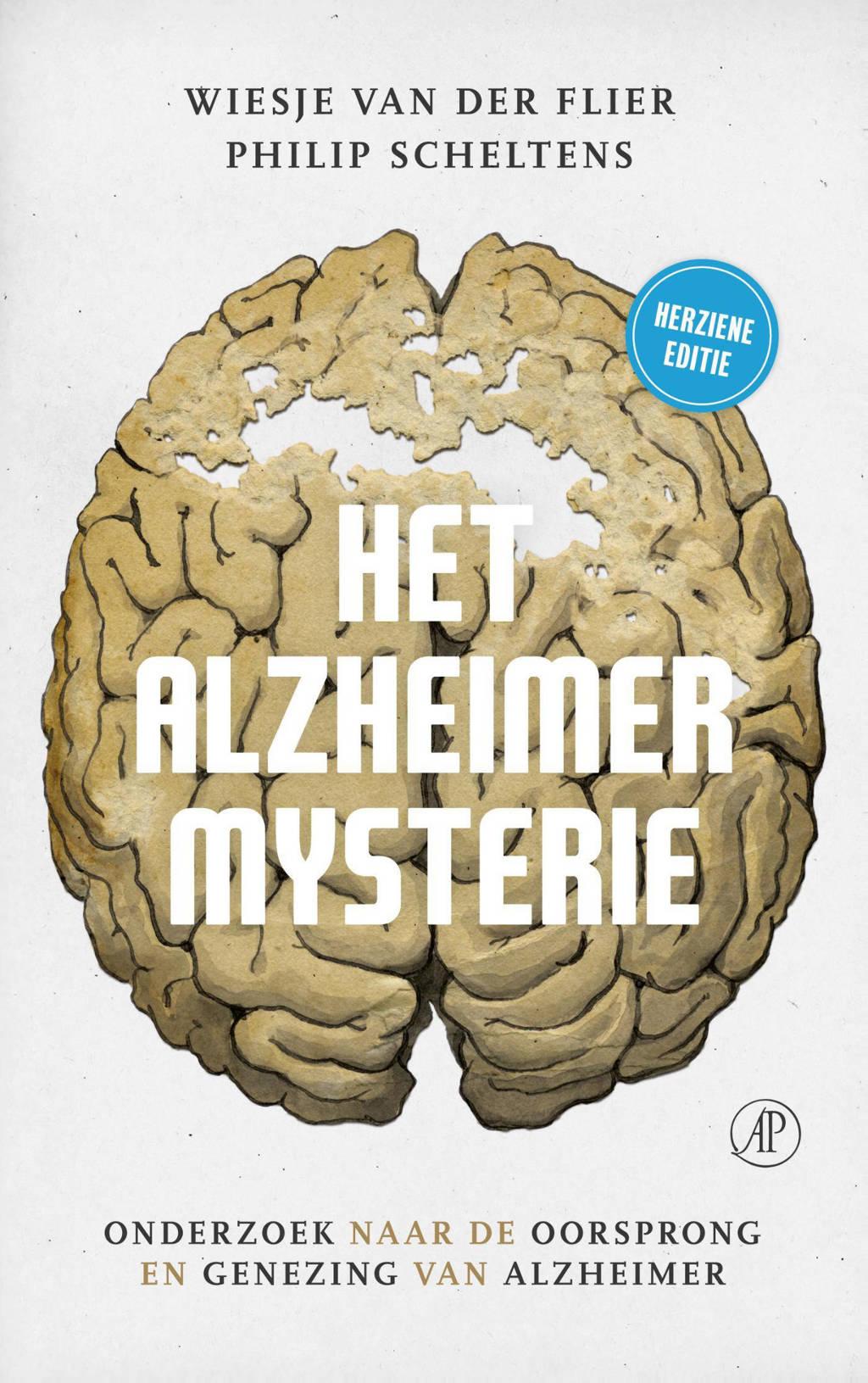Het alzheimermysterie - Wiesje van der Flier en Philip Scheltens