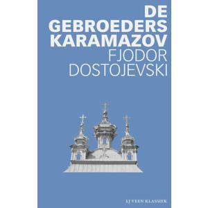 De Russische bibliotheek: De gebroeders Karamazov - Fjodor Dostojevski