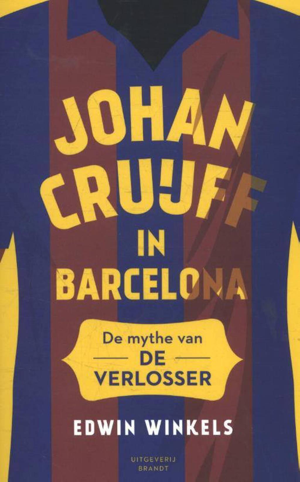 Johan Cruijff in Barcelona - Edwin Winkels