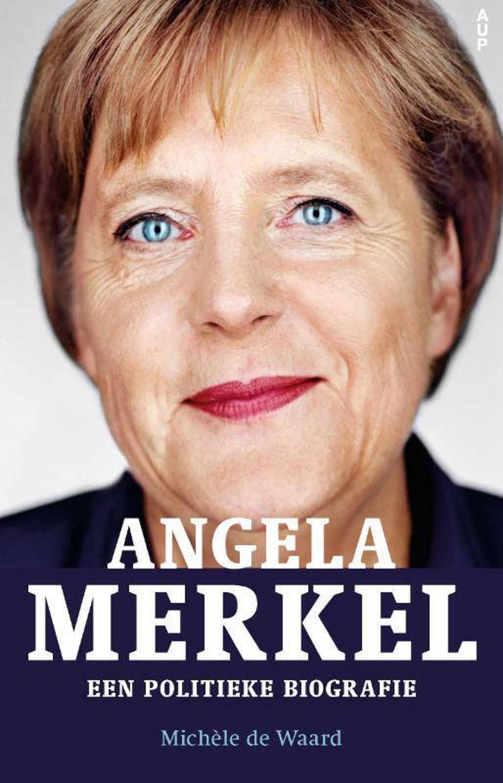 Angela Merkel - Michèle de Waard