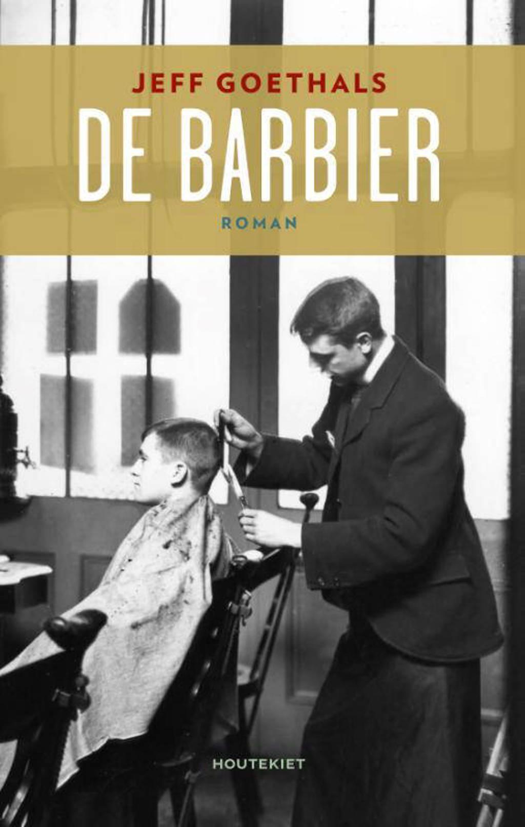 De barbier - Jeff Goethals