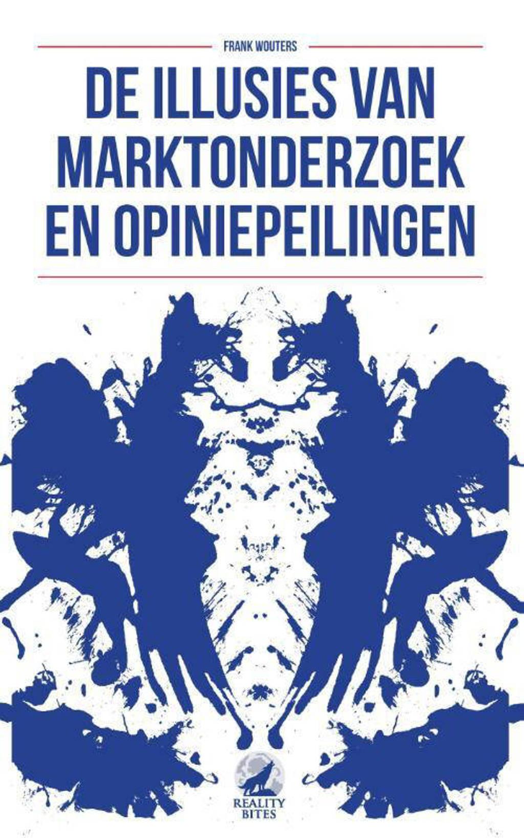 De illusies van marktonderzoek en opiniepeilingen - Frank Wouters