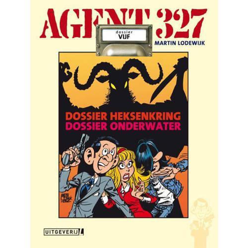 Agent 327: Dossier Heksenkring & Dossier Onderwater - Martin Lodewijk kopen