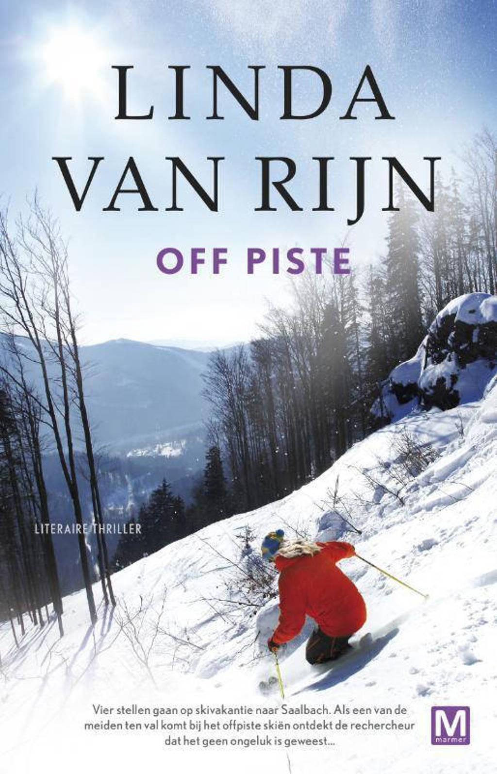Pakket Off Piste - Linda van Rijn
