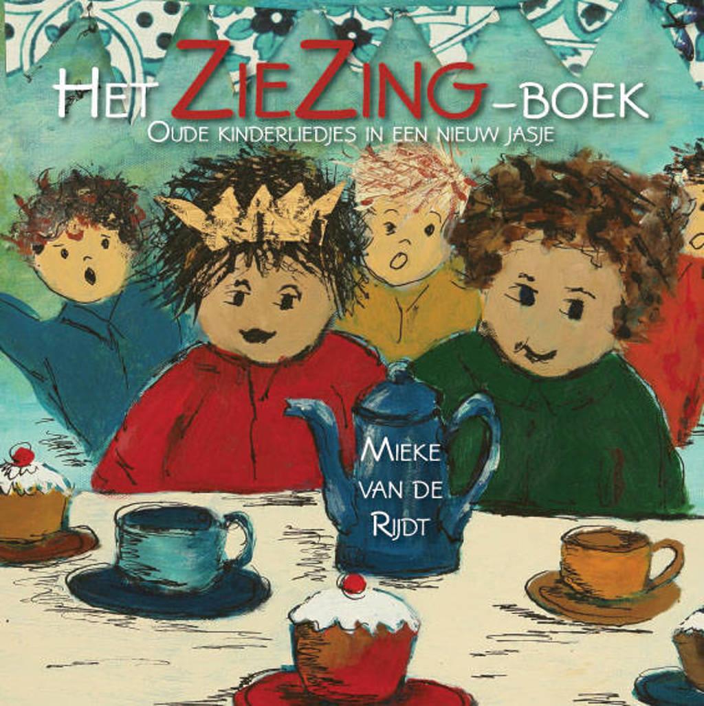 Het ZieZing-boek - van de Rijdt Mieke