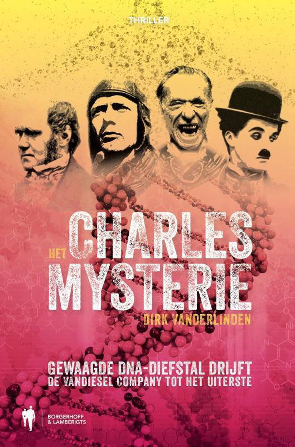 The Vandiesel Company: Het Charles mysterie - Dirk Vanderlinden