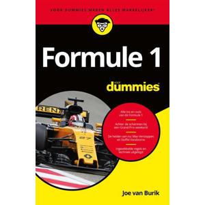 Voor Dummies: Formule 1 voor dummies - Joe van Burik