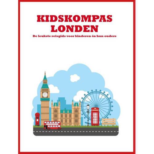 Kidskompas: Kidskompas Londen - Janneke van Amsterdam en Dagmar Jeurissen kopen