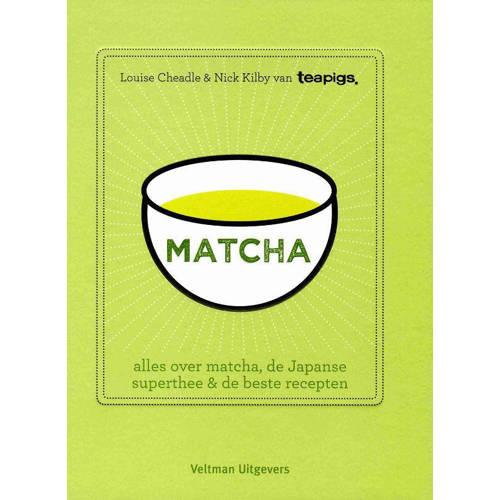 Matcha - Louise Cheadle en Nick Kilby