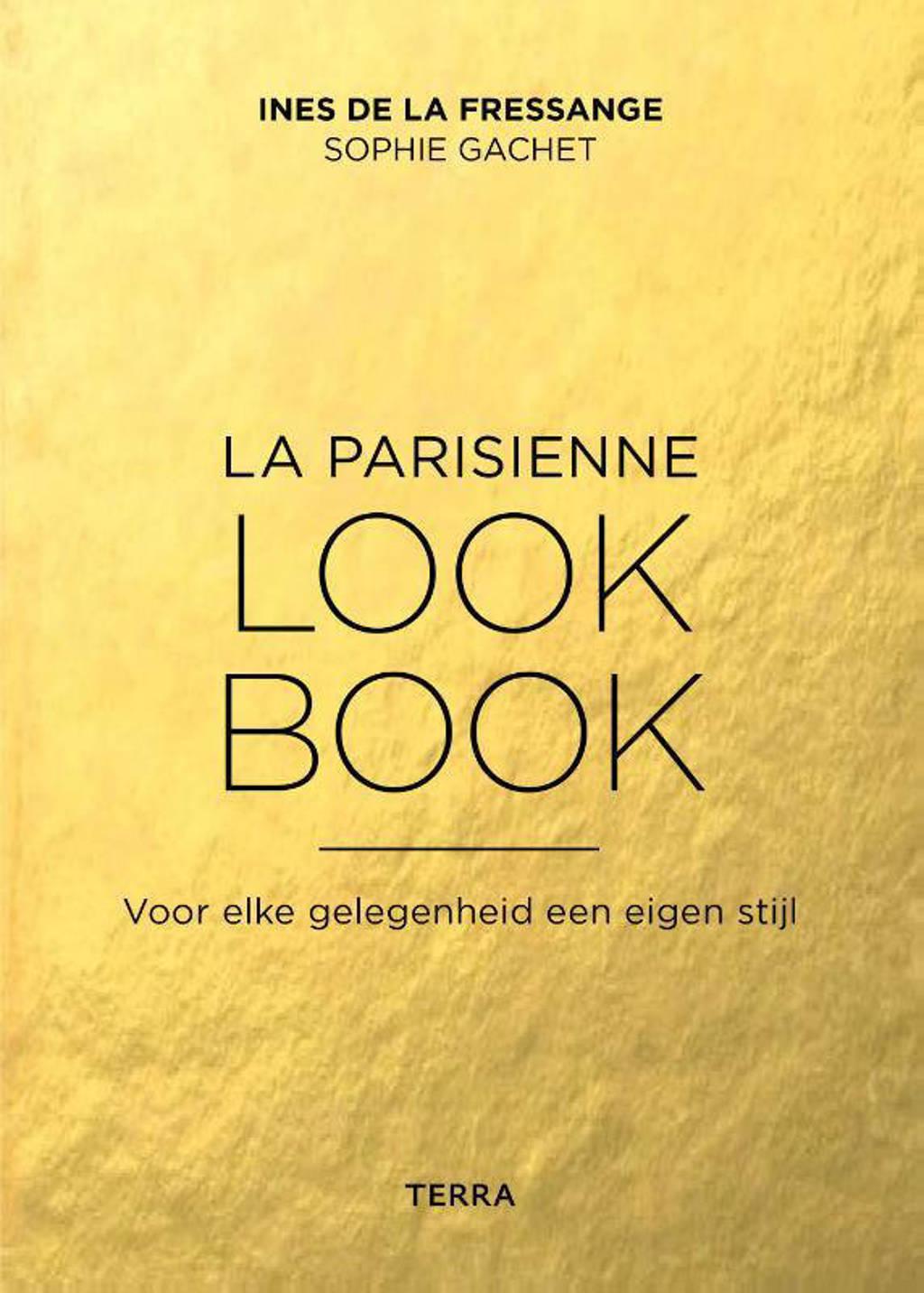 La Parisienne look book - Ines de la Fressange en Sophie Gachet