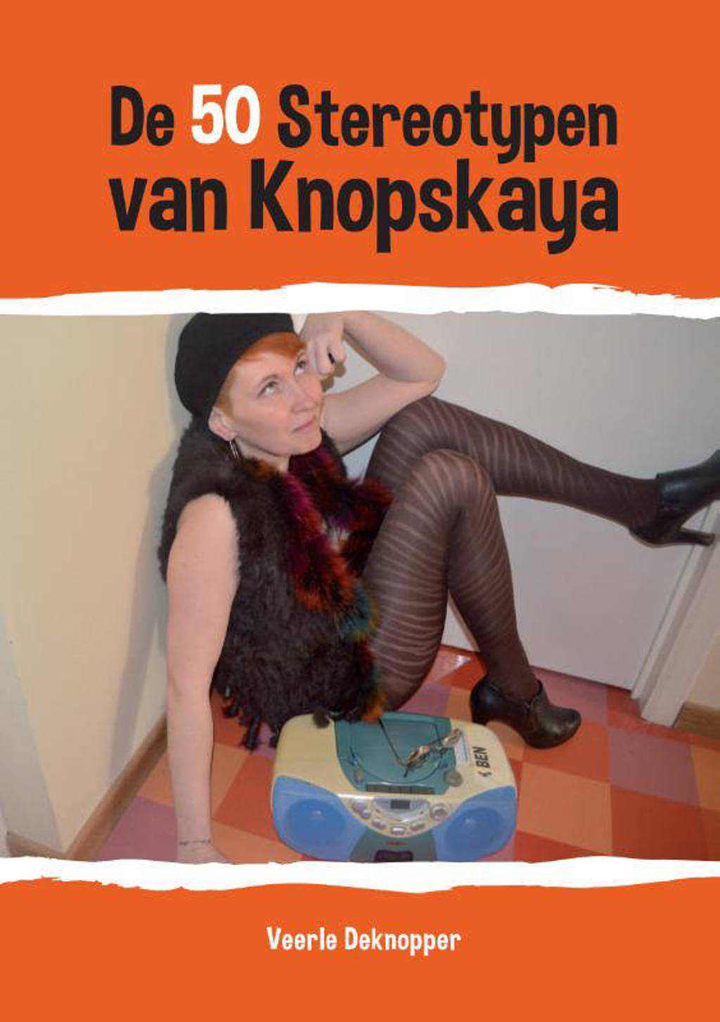 De 50 Stereotypen van Knopskaya - Veerle Deknopper