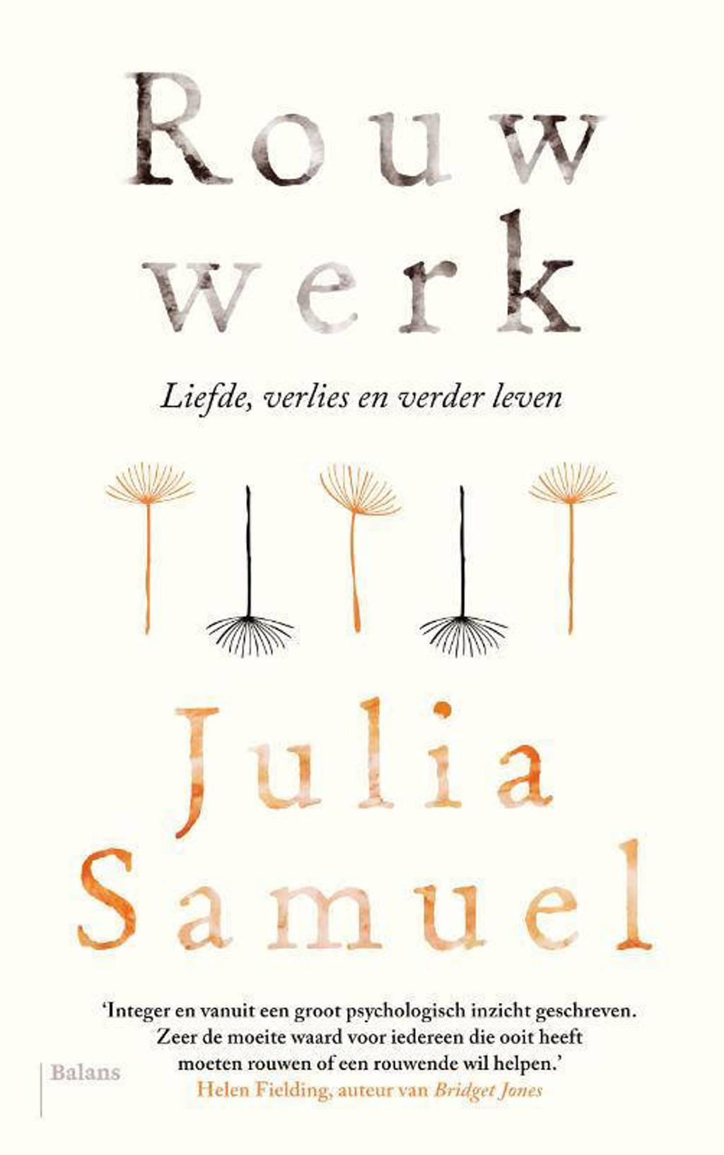 Rouwwerk - Julia Samuel