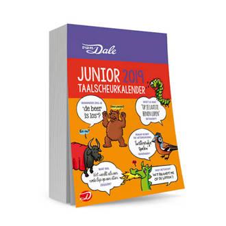 Junior Taalscheurkalender 2019