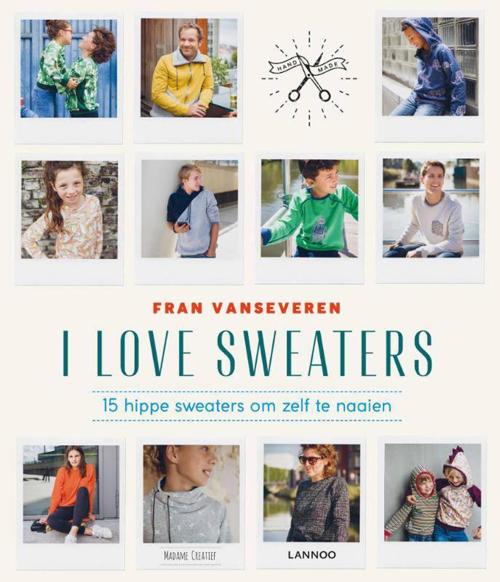 I love sweaters - Fran Vanseveren