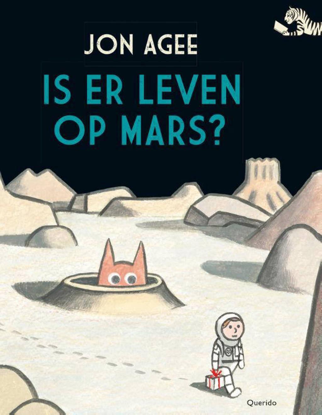 Tijgerlezen: Is er leven op Mars? - Jon Agee