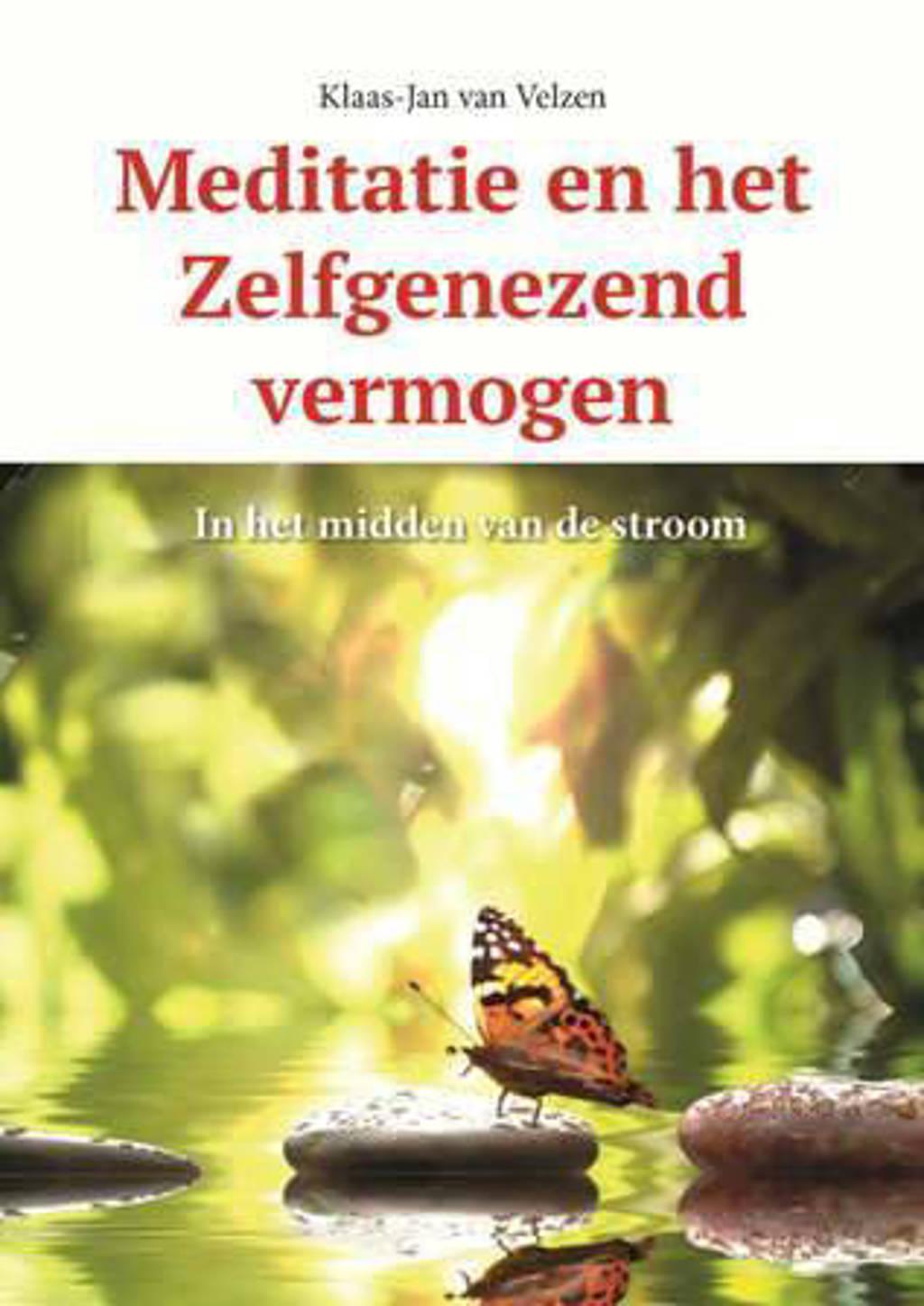Meditatie en het zelfgenezend vermogen - Klaas-Jan van Velzen