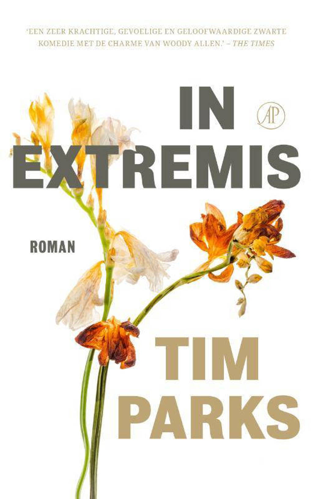 In extremis - Tim Parks