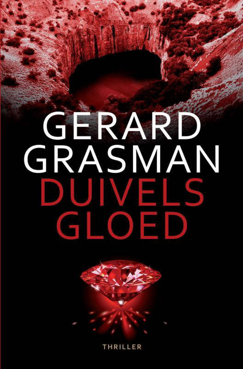 Duivelsgloed - Gerard Grasman