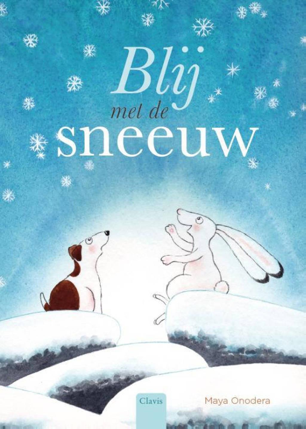 Blij met de sneeuw - Maya Onodera