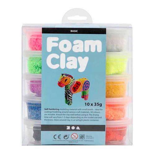 Creo Time foam klei creotime 10x35 gram kopen