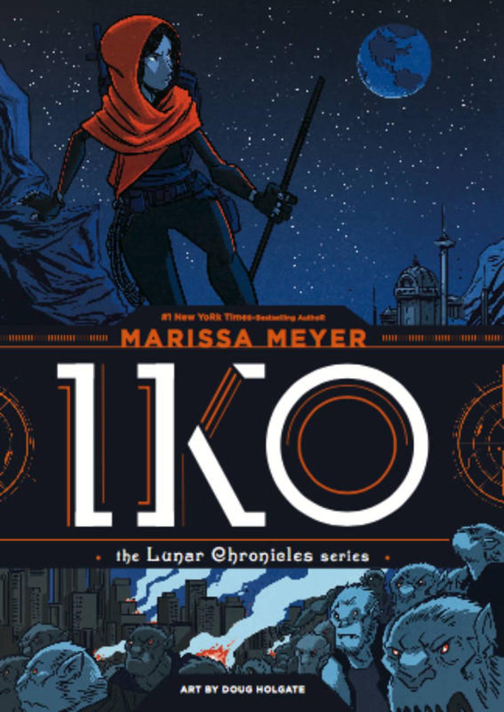 The Lunar Chronicles: Iko 1 - Marissa Meyer