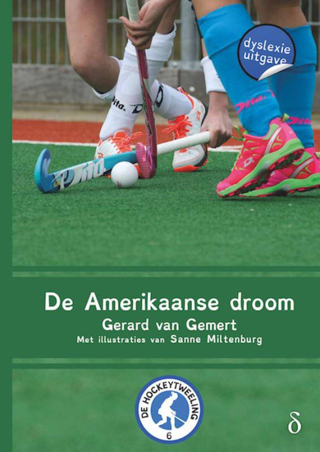De Hockeytweeling: De Amerikaanse droom - Gerard van Gemert