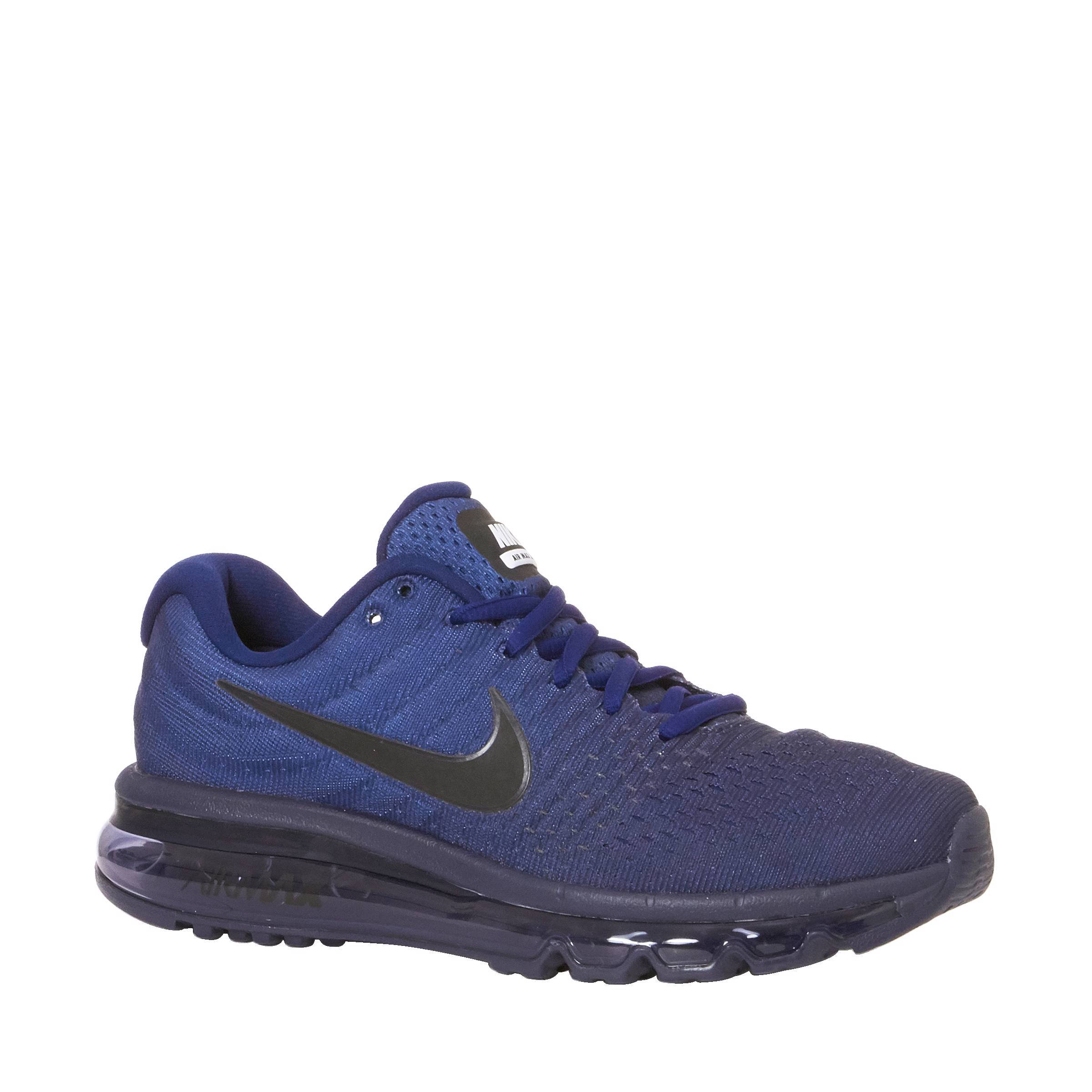 nike air max 2017 heren donkerblauw