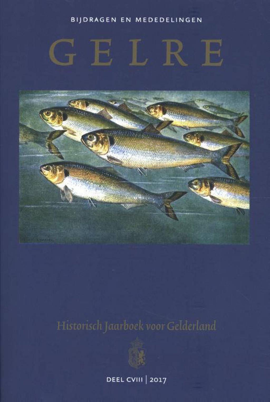 Historisch jaarboek voor Gelderland: Bijdragen en mededelingen Vereniging Gelre