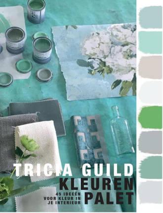 Tricia Guild kleurenpalet - Tricia Guild en Amanda Back