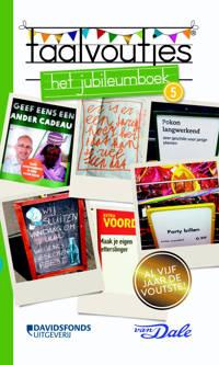 Taalvoutjes 5 Het jubileumboek - Vellah Bogle en Inger Hollebeek