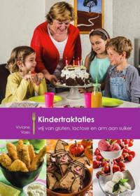 Kindertraktaties vrij van gluten, lactose en arm aan suiker - Viviane Vaes