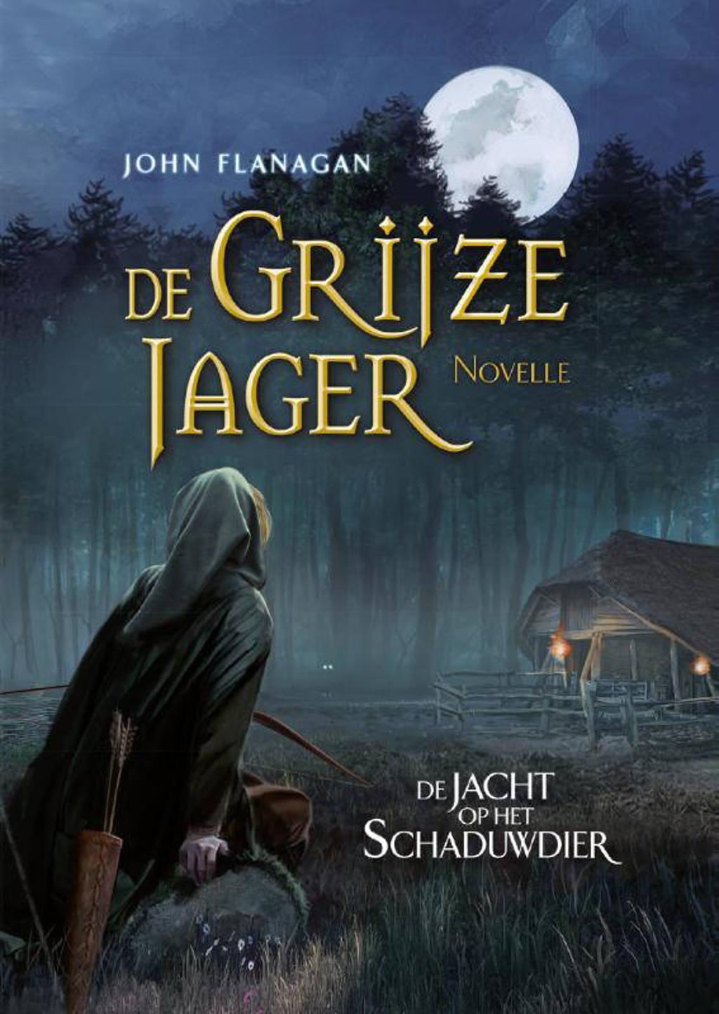 De Grijze Jager: Display De jacht op het schaduwdier (10 exx.) - John Flanagan