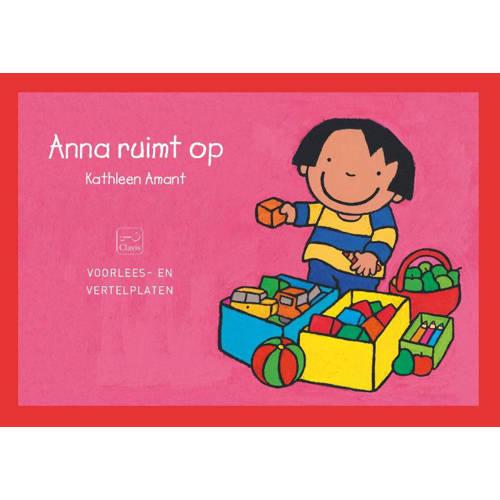 Anna ruimt op - Kathleen Amant kopen