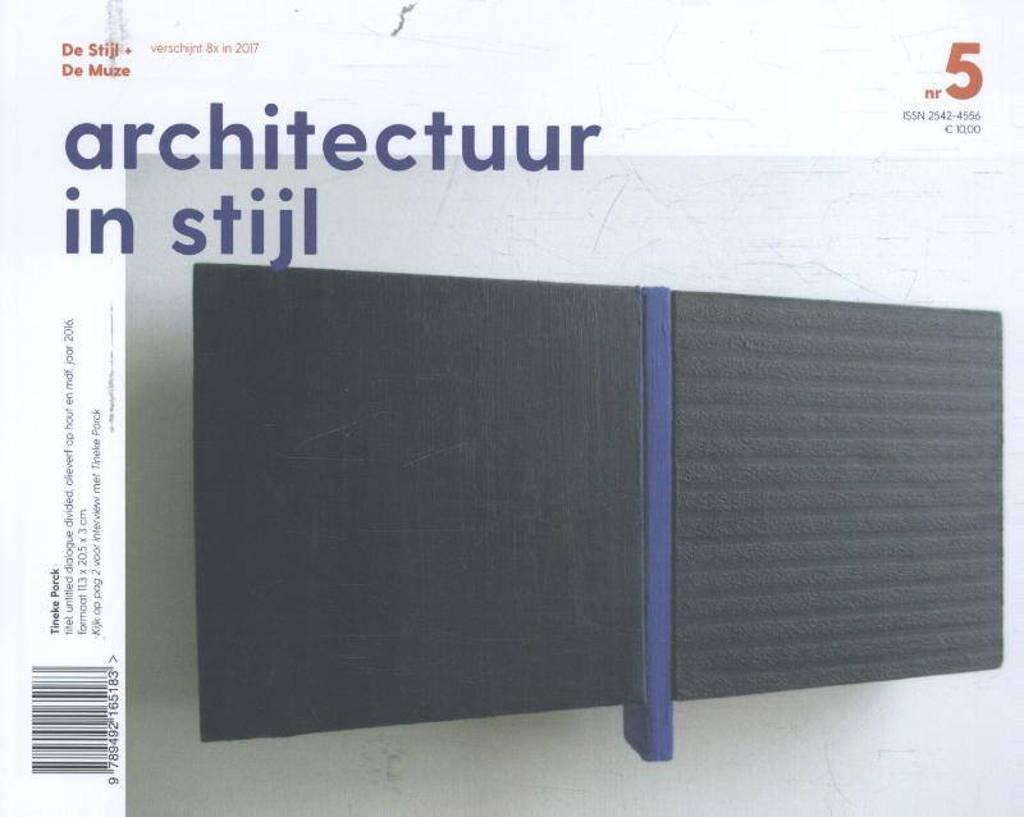 De Stijl en De Muze: Architectuur in stijl