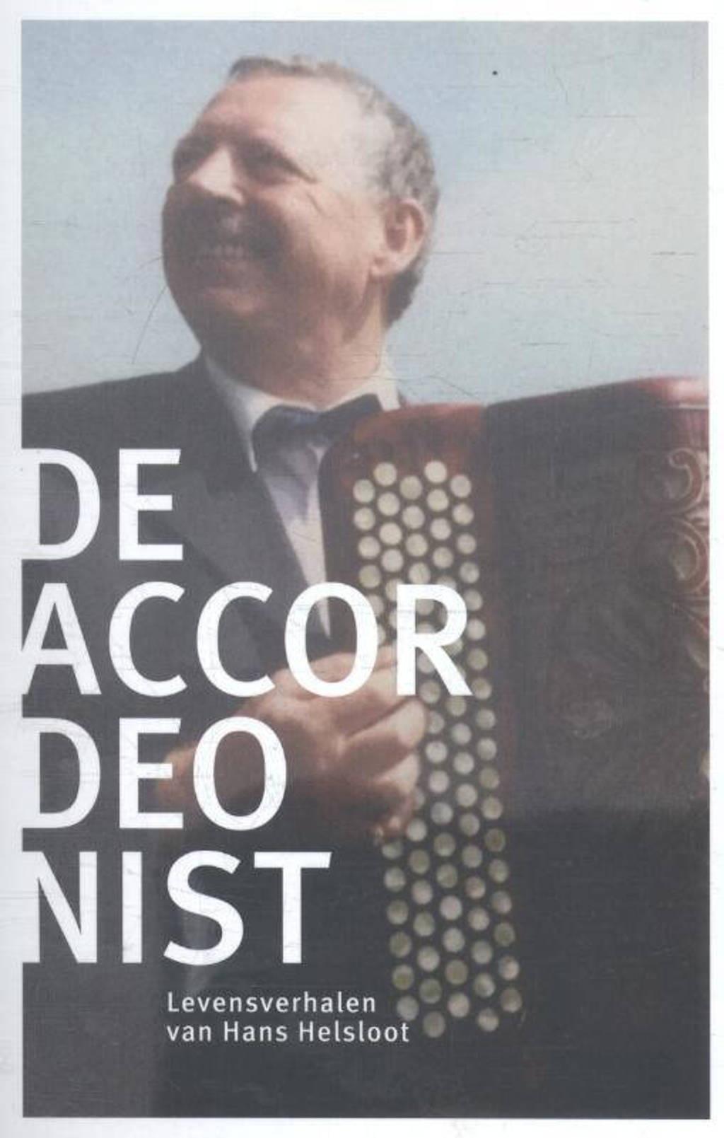 De Accordeonist - Hans Helsloot