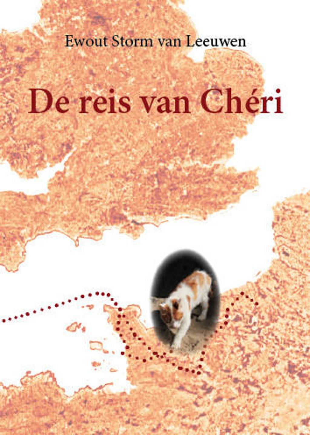 De reis van Chéri - Ewout Storm van Leeuwen