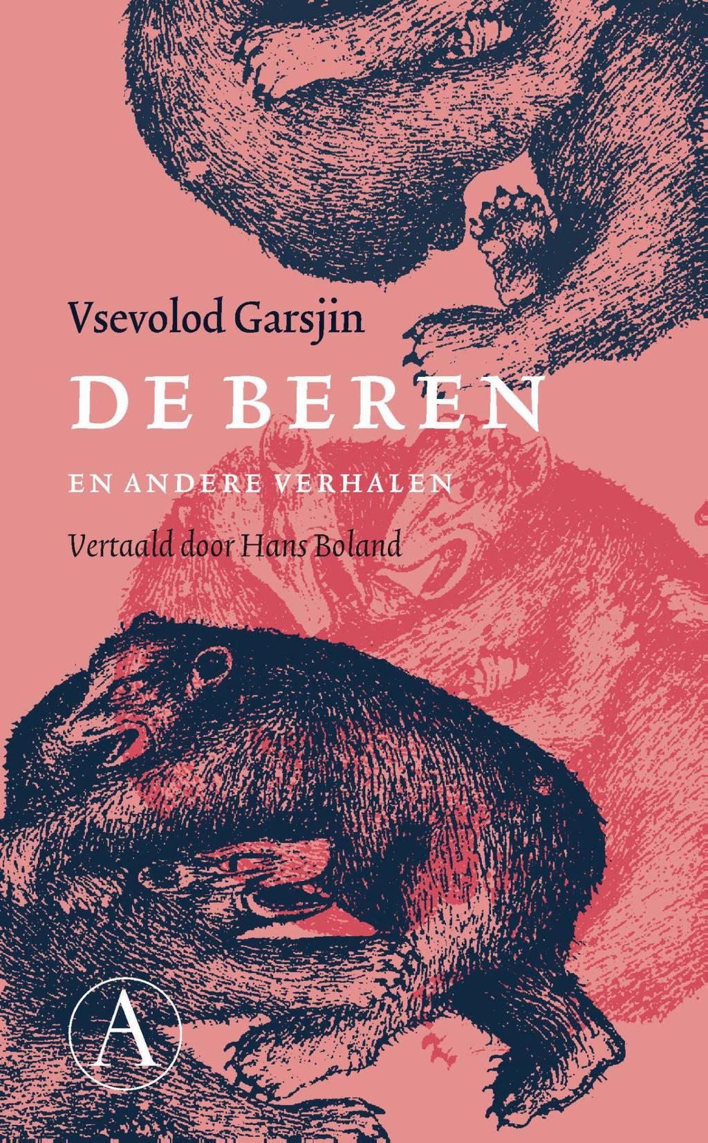 De beren en andere verhalen - Vsevolod Garsjin
