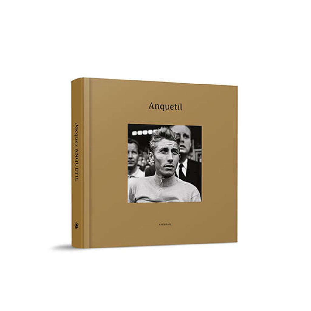 Les heros!: Anquetil - Frederik Backelandt