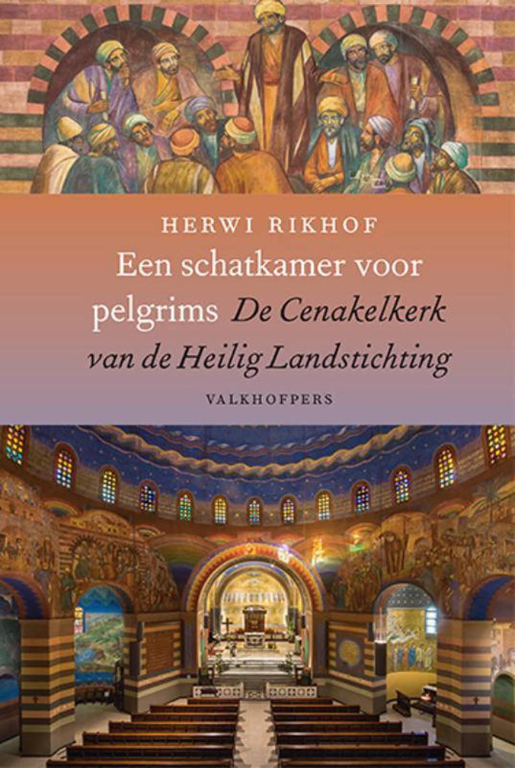 Een schatkamer voor pelgrims - Herwi Rikhof