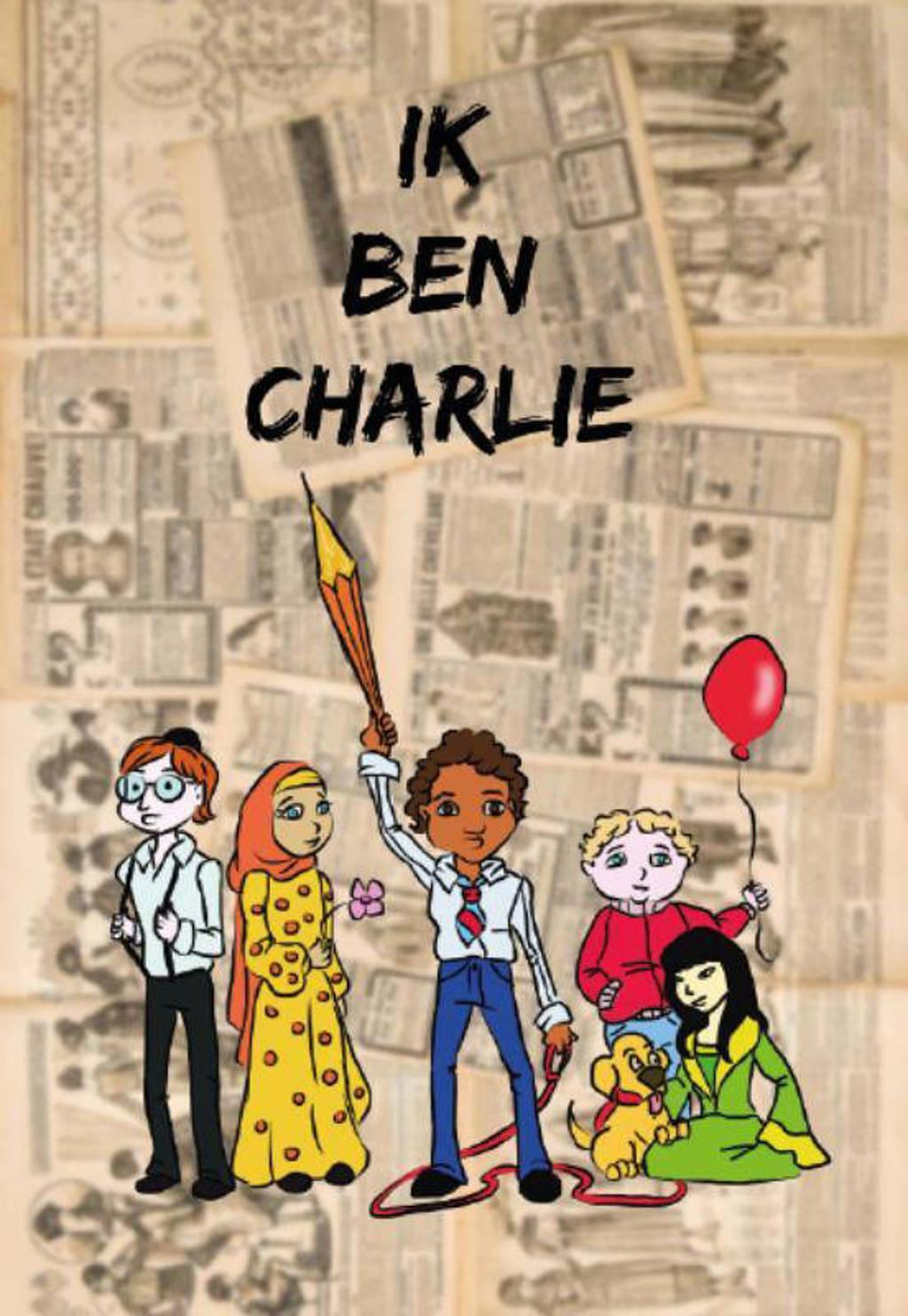 Ik ben Charlie - Jose Beumers