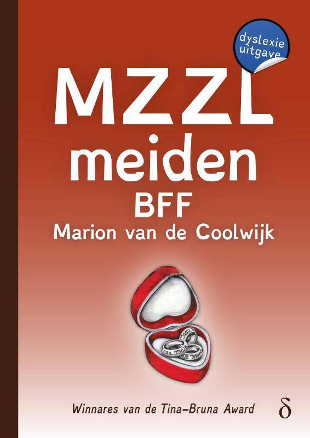 MZZLmeiden: MZZLmeiden BFF - Marion van de Coolwijk