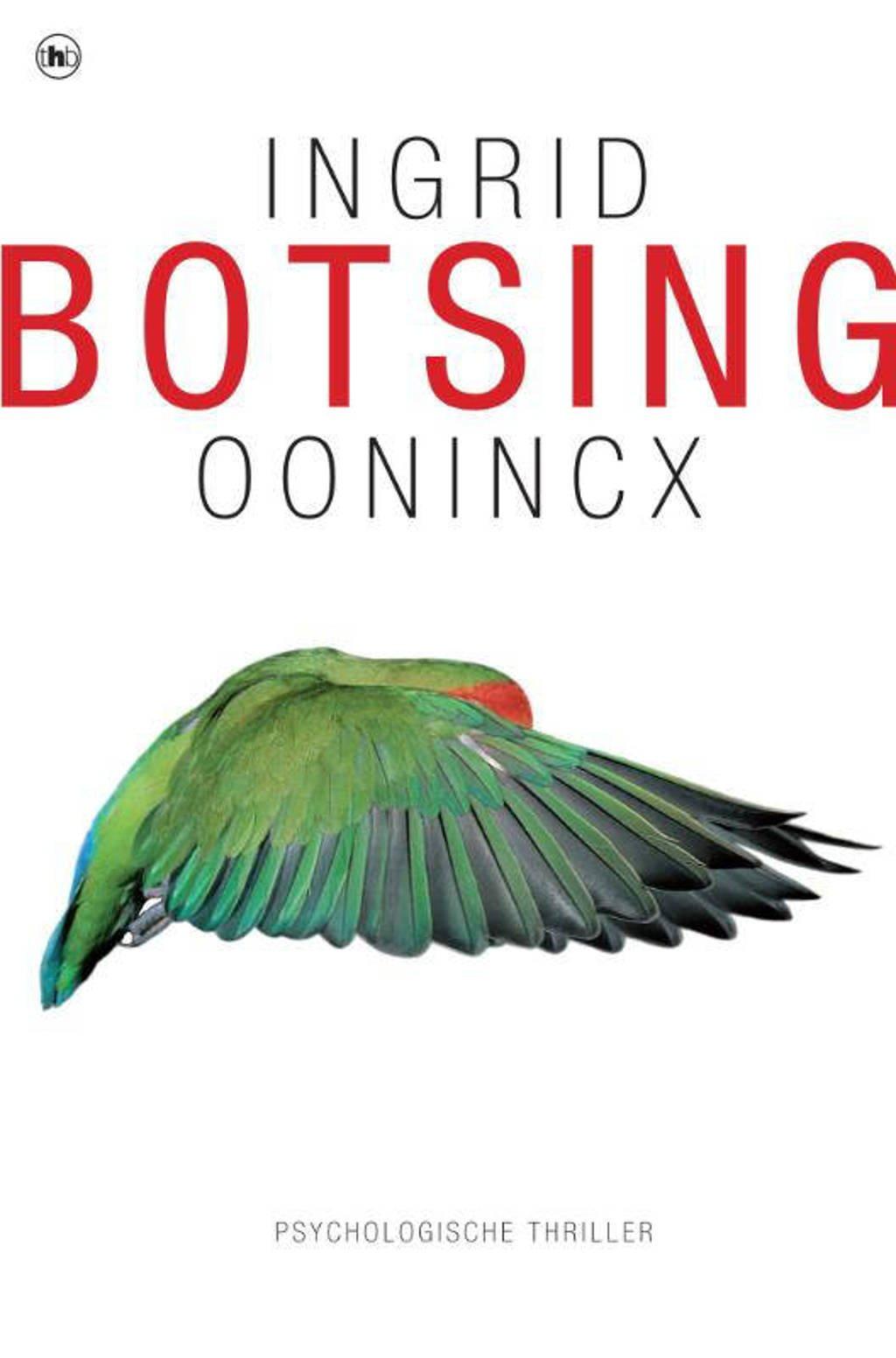 Botsing - Ingrid Oonincx