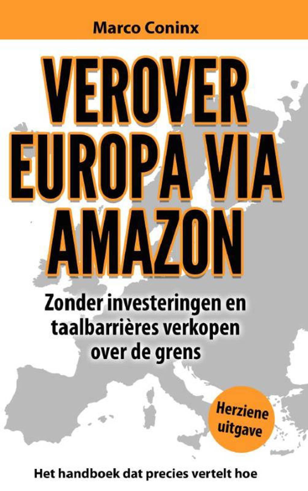 Verover Europa via Amazon - Marco Coninx