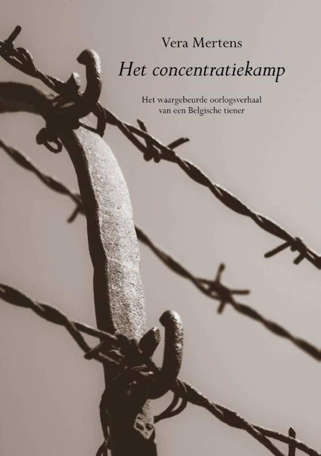 Het concentratiekamp - Vera Mertens